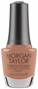 Lakier do paznokci Morgan Taylor UP IN THE AIR-HEART - 50226 Creme