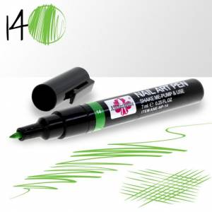 Pisak do zdobień Nail Art Pen 7ml nr 14