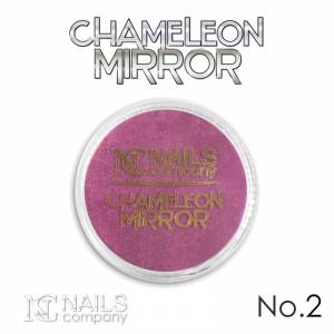 Powder Mirror Chameleon  No. 2