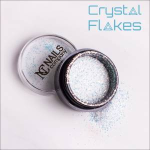 Crystal Flakes Gold