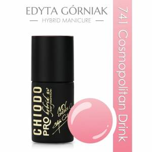 Chiodo PRO Soft Summer Touch - lakier hybrydowy - Cosmopolitan Drink 741