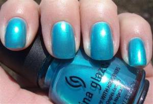 Lakier  China Glaze - Beauty & The Beach 14ml