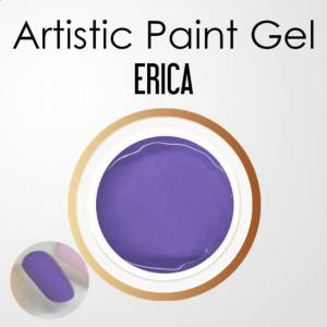 Nails Company ARTISTIC PAINT GEL PASTA 5g - ERICA (fiolet)