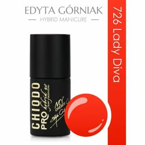 CHIODO PRO RED COLOR 726 LADY DIVA