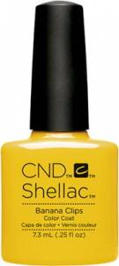 CND Shellac - Banana Clips