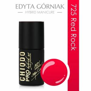 CHIODO PRO RED COLOR 725 RED ROCK