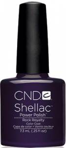 CND Shellac - Rock Royalty