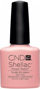 CND Shellac - Nude Knickers