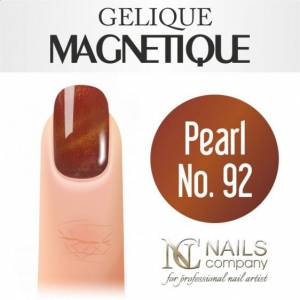 Nails Company GELIQUE MAGNETIQUE 6ML - Glitter No. 92