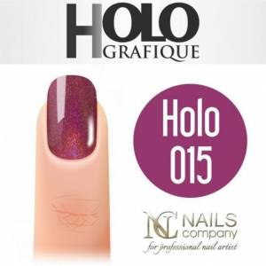 Nails Company HOLOGRAFIQUE HOLO - kolor 015 6ml
