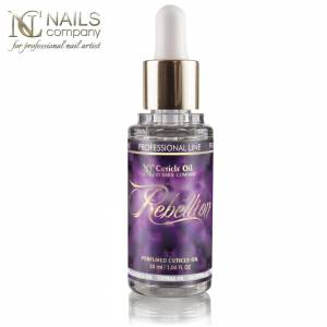 NC Oliwka do skórek Rebellion 30ml