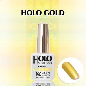 Nails Company HOLOGRAFIQUE HOLO - kolor GOLD 6ml
