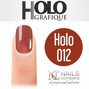 Nails Company HOLOGRAFIQUE HOLO - kolor 012 6ml