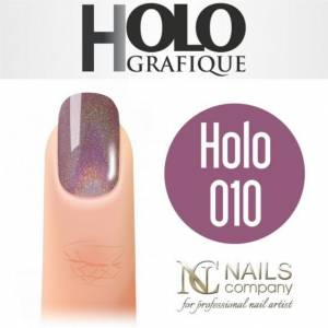 Nails Company HOLOGRAFIQUE HOLO - kolor 010 6ml