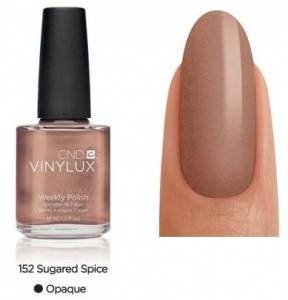 Lakier VINYLUX CND - Sugared Spice 152