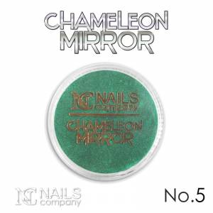 Powder Mirror Chameleon  No. 5