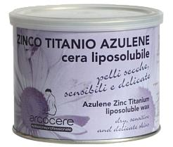 Arcocere Wosk Azulenowy 400ml