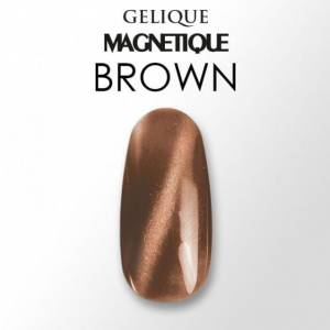 Nails Company GELIQUE MAGNETIQUE 6ML - BROWN