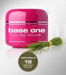Base One Color Żel Kolorowy Perfumowany 12 Bridget Grass 5g