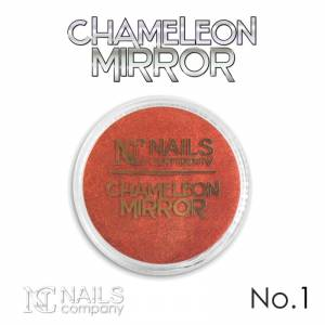 Powder Mirror Chameleon  No. 1