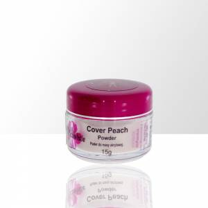 Puder do masy akrylowej Cover Peach 15g
