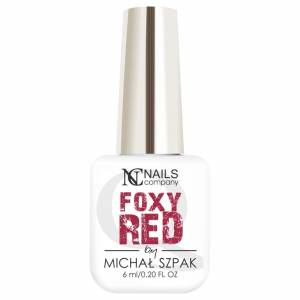 Nails Company FOXY RED Gelique by MICHAŁ SZPAK 6 ml