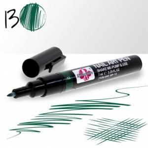 Pisak do zdobień Nail Art Pen 7ml nr 13