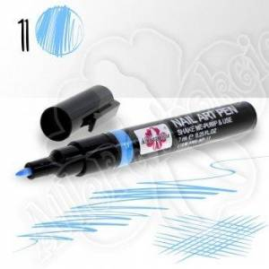 Pisak do zdobień Nail Art Pen 7ml nr 11