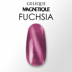 Nails Company GELIQUE MAGNETIQUE 6ML - FUCHSIA