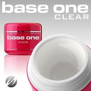 Żel Base One UV Gel Clear 30g