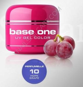 Base One Color Żel Kolorowy Perfumowany 10 Hope Grape 5g