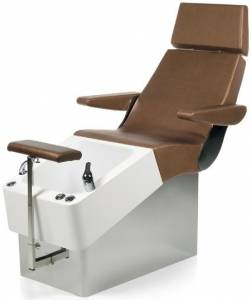 Fotel do pedicure STREAMLINE BASIC